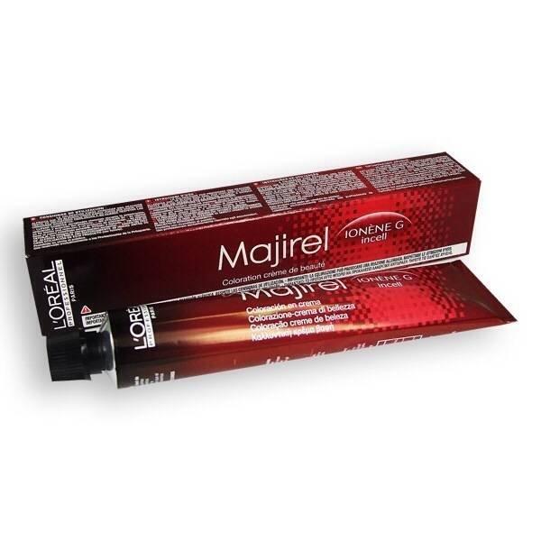 Боя за коса LOreal Professionnel Majirel дълготрайна 50мл