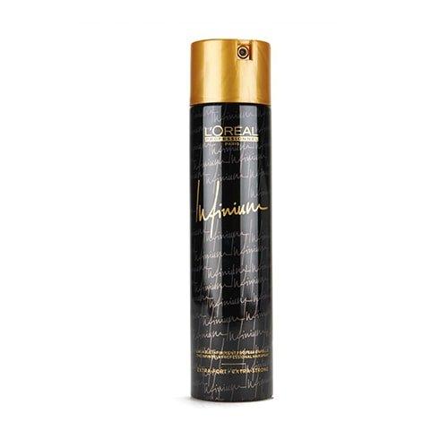 Професионален лак за коса със силна фиксация - L'Oréal Professionnel STRONG Infinium 500 мл.
