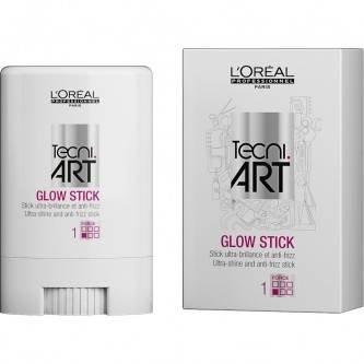 Стик за блясък, анти-фриз ефект и приглаждане на косата L'Oreal Professionnel Tecni Art Glow Stick 10гр