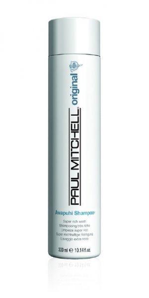 AWAPUHI SHAMPOO® богато хидратиращ шампоан, подходящ за ежедневна употреба