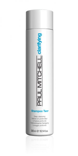 SHAMPOO TWO® дълбоко почистващ шампоан