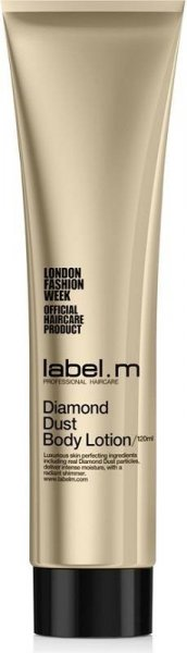 Лосион за тяло с диамантен прах и перли Label.m Diamond Dust Lotion 120мл