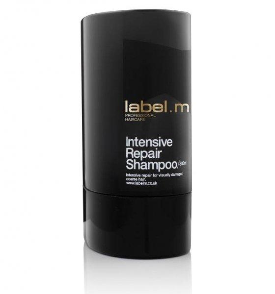 Шампоан за много изтощена коса label.m Intensive Repair Shampoo 300мл