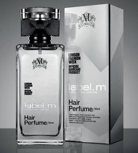 Парфюм за коса с арганово масло label.m Hair Perfume 50мл