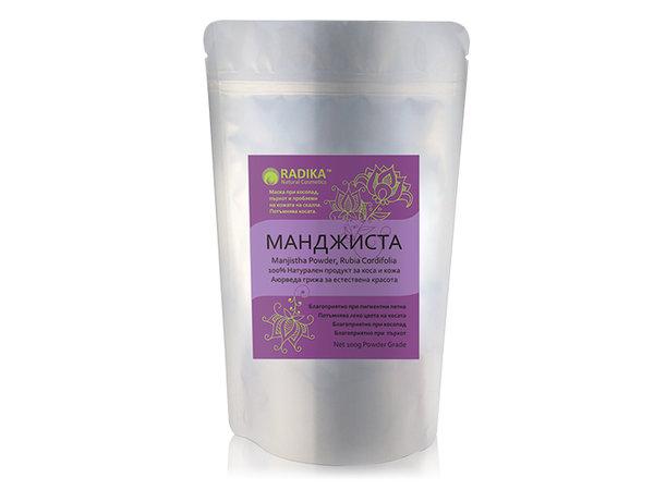 Манджиста на прах - Radika - 100 гр.