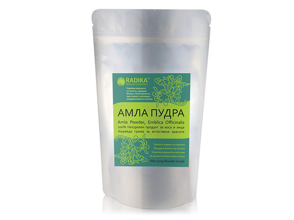 Амла на прах - Radika - 100 гр.