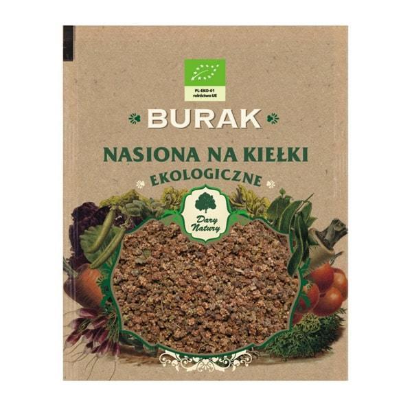 БИО Семена за Покълване от Слънчоглед - Dary Natury - 50 гр.