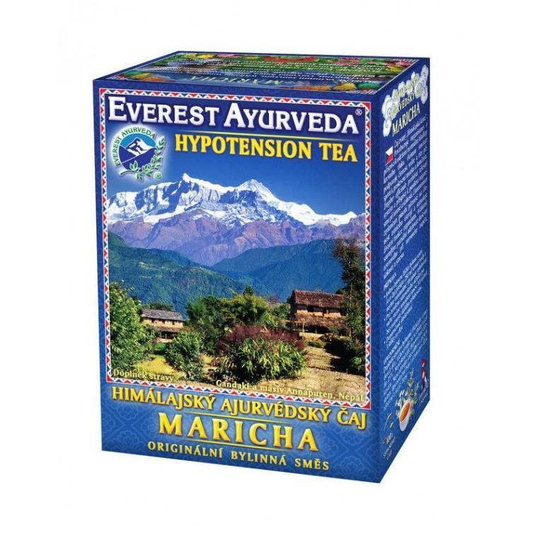 MARICHA TEA - Ниско кръвно налягане - Everest Ayurveda..