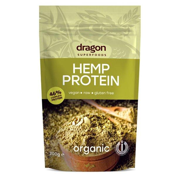 БИО Конопен Протеин - Dragon Superfoods-200 гр.