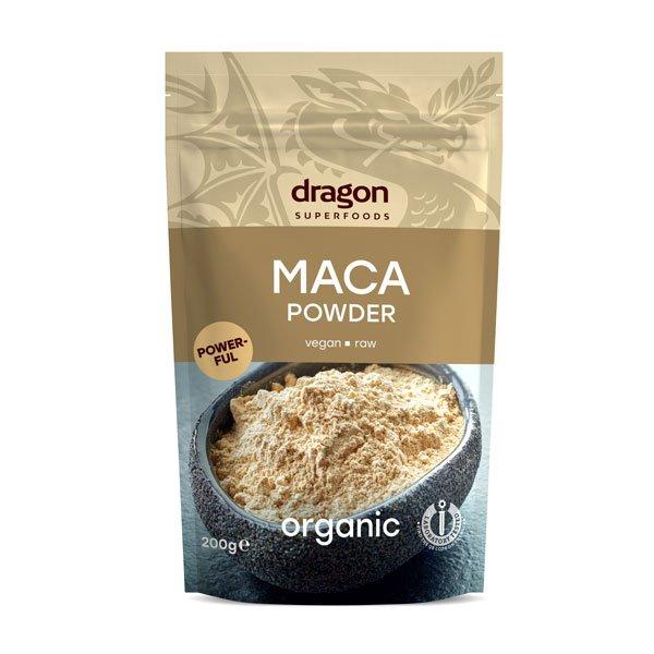 БИО Мака на прах - Dragon Superfoods-200 гр.