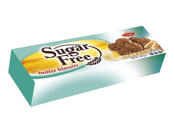 Маслени бисквити без захар - Koleff - 105 гр.