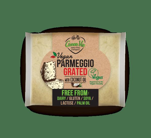 Веган продукт с вкус Пармезан, настърган GreenVie - 100 гр.