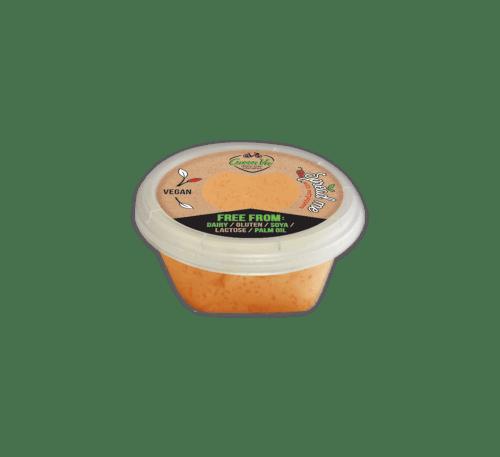 Веган Сирене за мазане, крем-паста с чушки - GreenVie - 250 гр. Без глутен