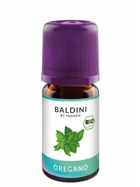 БИО Етерично масло Риган /вътрешен прием/- Taoasis Baldini - 5 мл.