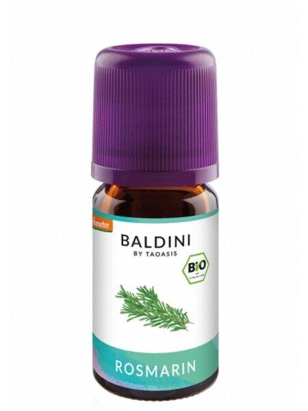 БИО Етерично масло Розмарин /вътрешен прием/- Taoasis Baldini - 5 мл.