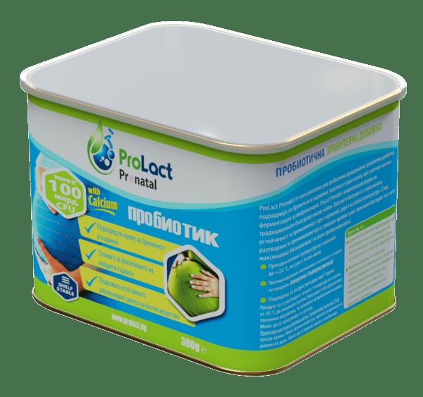 ProLact Prenatal - Пробиотик при бременност и кърмене - 300 гр.