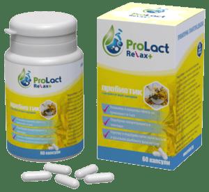 ProLact Antistress + - Пробиотик при Стрес и Нервно Напрежение - 60 капсули-Copy