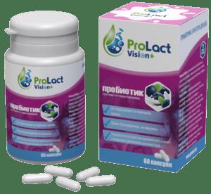 ProLact Memory + - Пробиотик за мозъчната дейност и паметта - 60 капсули-Copy