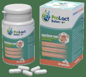 ProLact Vision + - Пробиотик за нормално зрение - 60 капсули-Copy