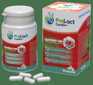 ProLact Balance + - Пробиотик за нормално храносмилане, при подуване - 60 капсули-Copy