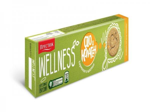 Бисквити със Супер храни Колаген и Коензин Q10 - Престиж - 103 гр.