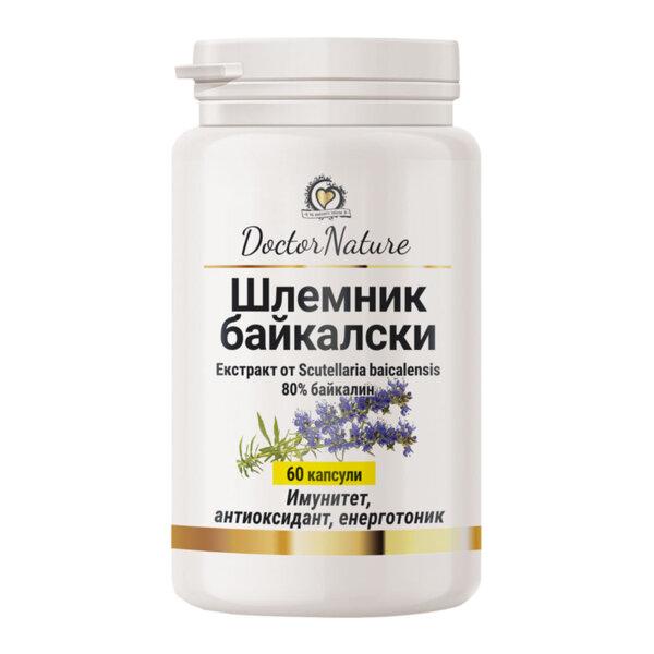 Шлемник Байкалски - Dr. Nature - 90 табл.