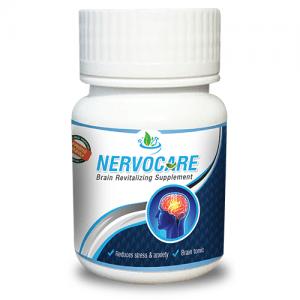Deep Ayurveda Неврокеър (Nervocare) - 40 капсули