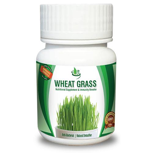 Deep Ayurveda Пшенична трева (Wheat grass) - 40 капсули