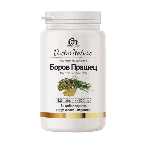 Боров Прашец - Doctor Nature - 120 табл.