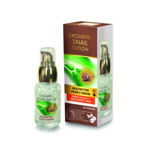 Мултиактивен Серум с Перли Snail & Hyaluron - Arsy Cosmetics - 30 мл.