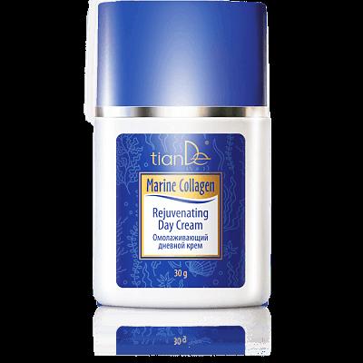 Подмладяващ дневен крем Marine Collagen, 30 г