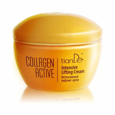 Интензивен лифтинг крем Collagen Active, 50 г