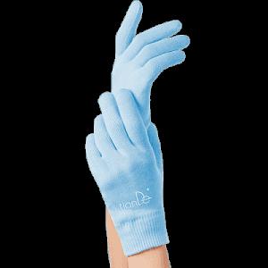 "Козметични ръкавици с гел ""Хидробаланс"", 1 чифт, универсален размер"