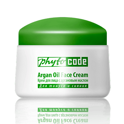 Крем за лице с арганово масло SPF 9.2, 50 г