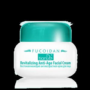 Възстановяващ крем против стареене за лицето Fucoidan, 55 г
