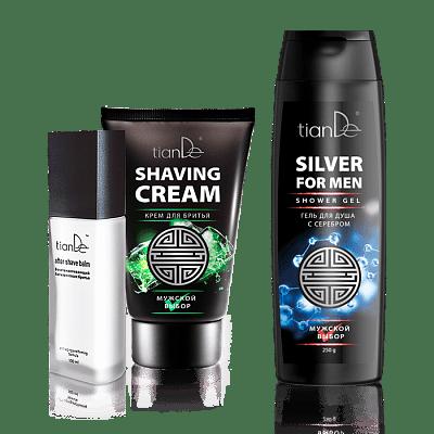 За мъжа- ексклузивно за мъжката кожа