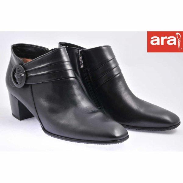 Боти Ara - номер 49454 черна кожа