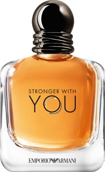 Armani Stronger With You EDT 100мл - Тестер за мъже