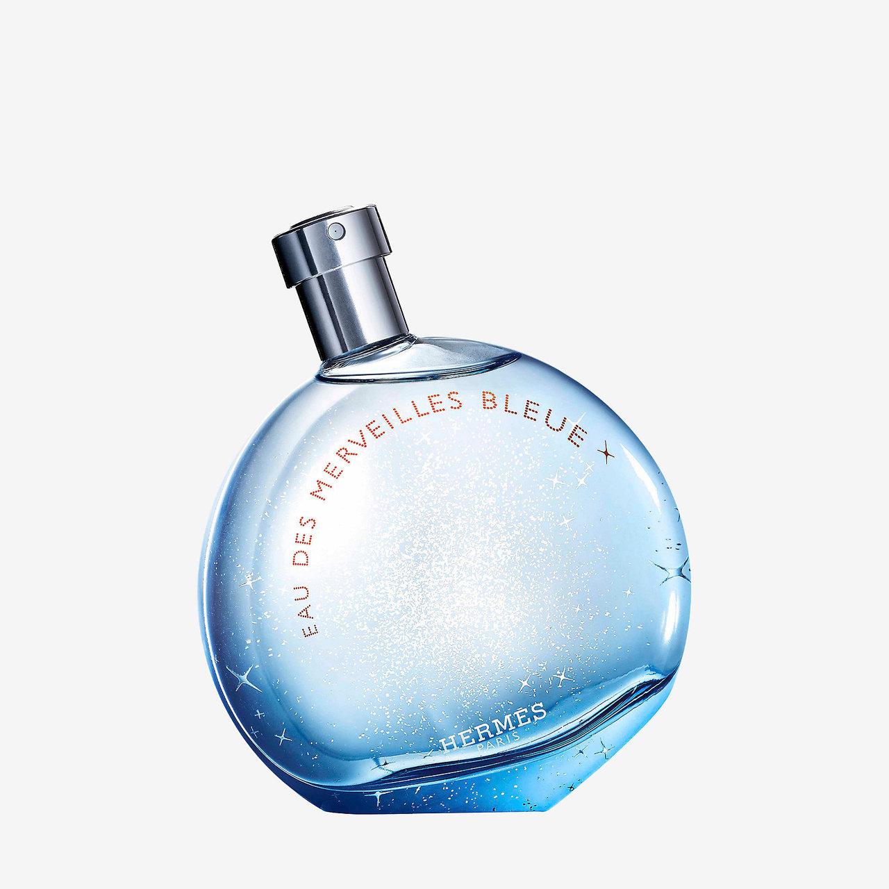 Hermès des Merveilles Bleue EDT 100мл - Тестер за жени