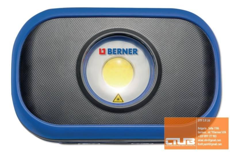 Бернер джобен прожектор 10w Pocket