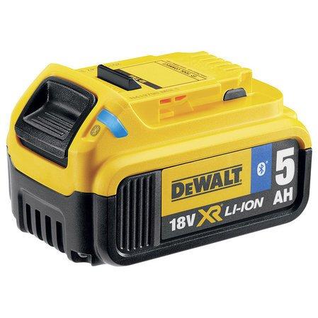 Акумулаторна батерия DeWalt XR 18 V , 5 Ah , литиево-йонна батерия