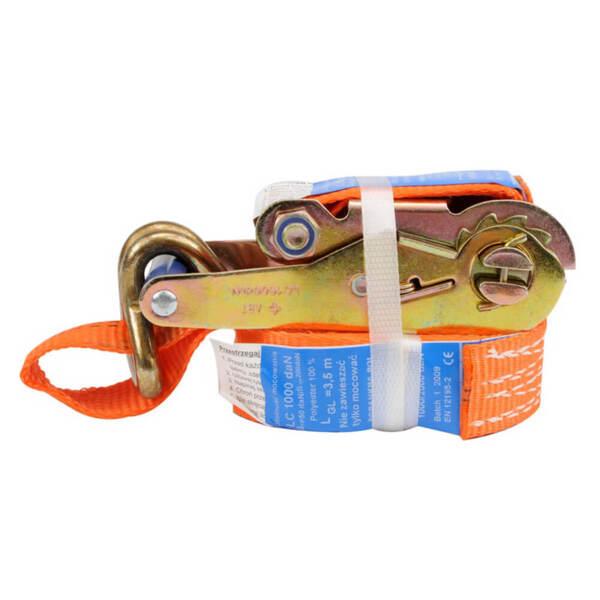 TOYA Колан за багаж с тресчотка 6 м – 2 бр