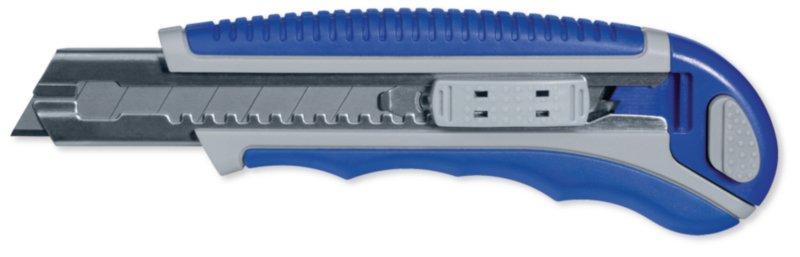 """Макетен нож """"2K Magazine"""" 170 х 18мм., 5 резци"""