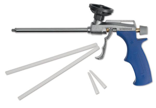 """Пистолет за полиуретанова пяна """"ECO 3""""  BERNER"""