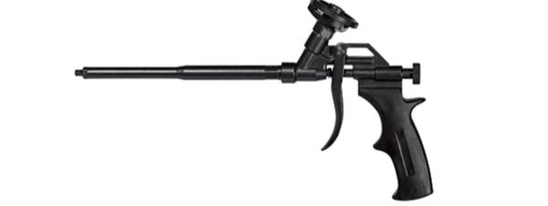 Пистолет BLACK FISCHER за PU монтажна пяна PUP-M4