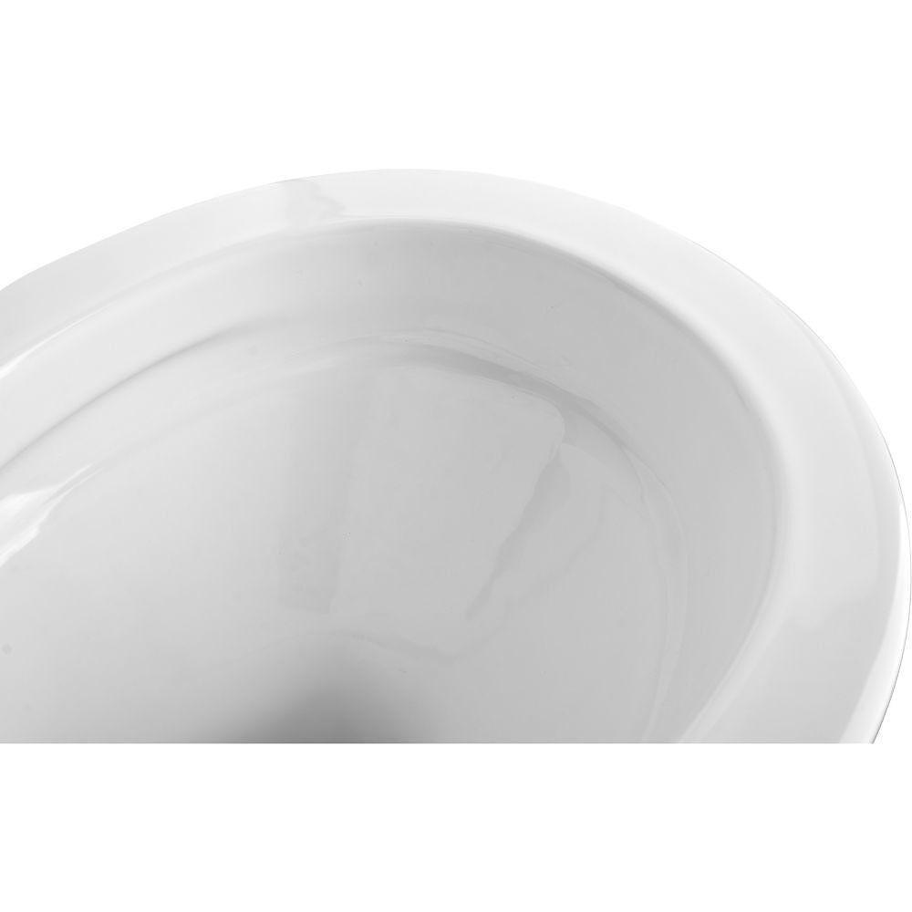 Тоалетна чиния за стена FALA, RIMLESS, TIP, 490 x 370 мм