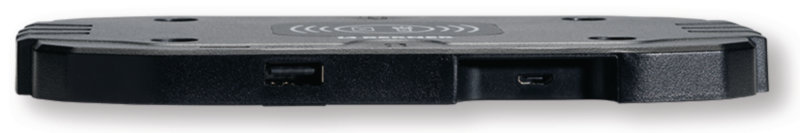 Безжично зарядно устройство 230V/USB 5V-2A,