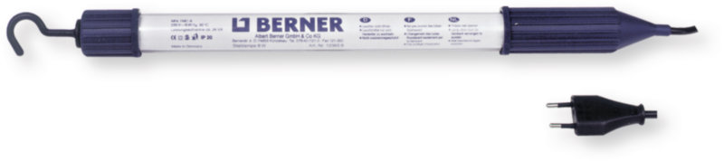 "Лампа с кабел ""Berner"" 8W 230V БЕРНЕР"