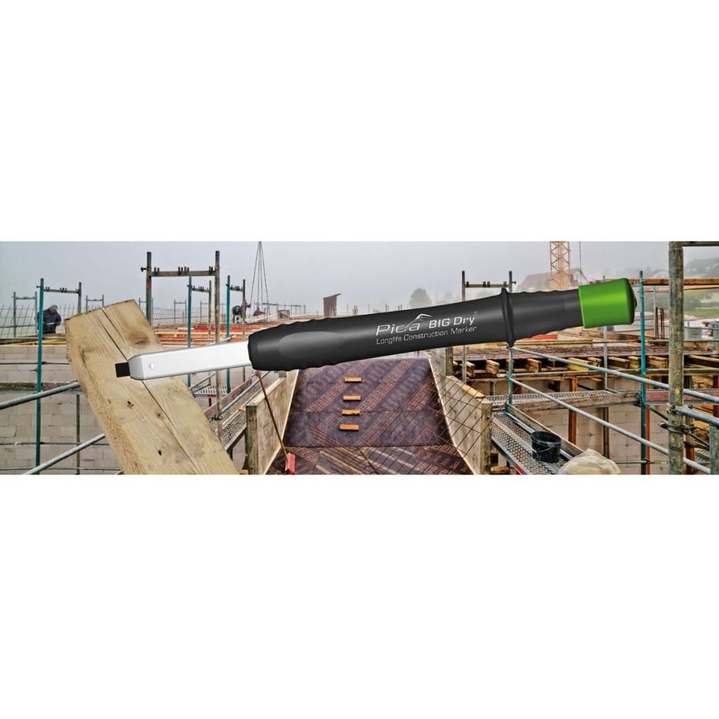 6060   Pica BIG Dry Longlife Construction Marker