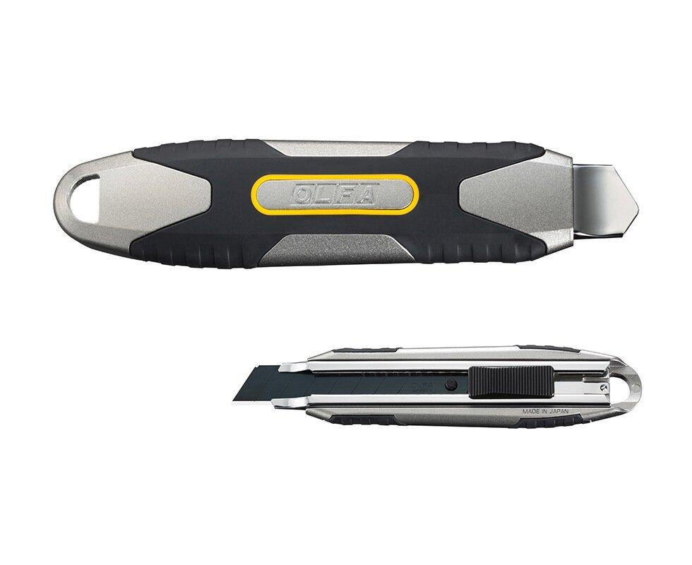 Макетен нож HEAVY, OLFA MXP AL, 18 mm, LB, LBB, LBD, LBSOL